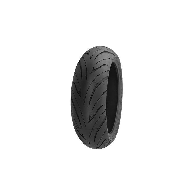 Shinko 016 Verge 2X Rear Tires