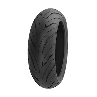 Shinko 016 Verge 2X Rear Tires