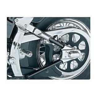 Kuryakyn Boomerang Frame Cover Kit For Harley Softail 2000-2007
