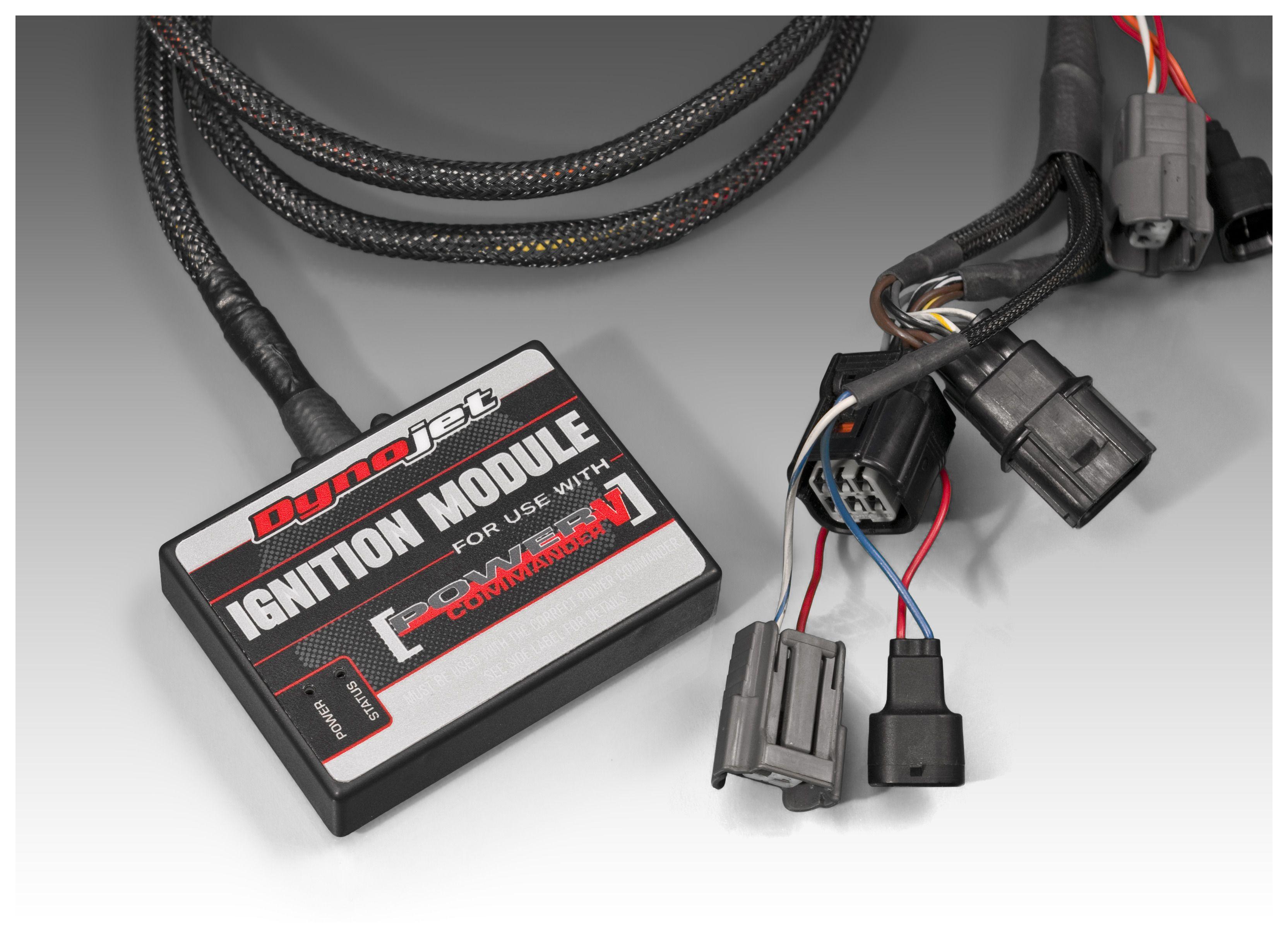 dynojet power commander v ignition module honda cbrrr  dynojet power commander v ignition module honda cbr600rr 2007 2016 revzilla