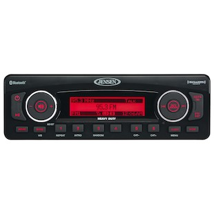 Jensen HD1BT Bluetooth Stereo For Harley Touring 1998-2013