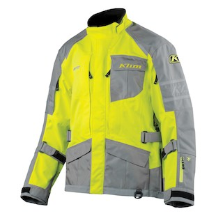 Klim Latitude Misano Hi Vis Jacket Hi-Vis Yellow / SM [Demo]