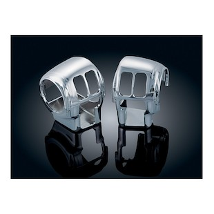 Kuryakyn Switch Housing Covers For Harley Touring 1996-2007