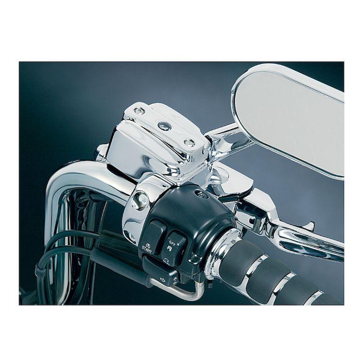 Kuryakyn Handlebar Control Cover Kit For Harley 1996-2017
