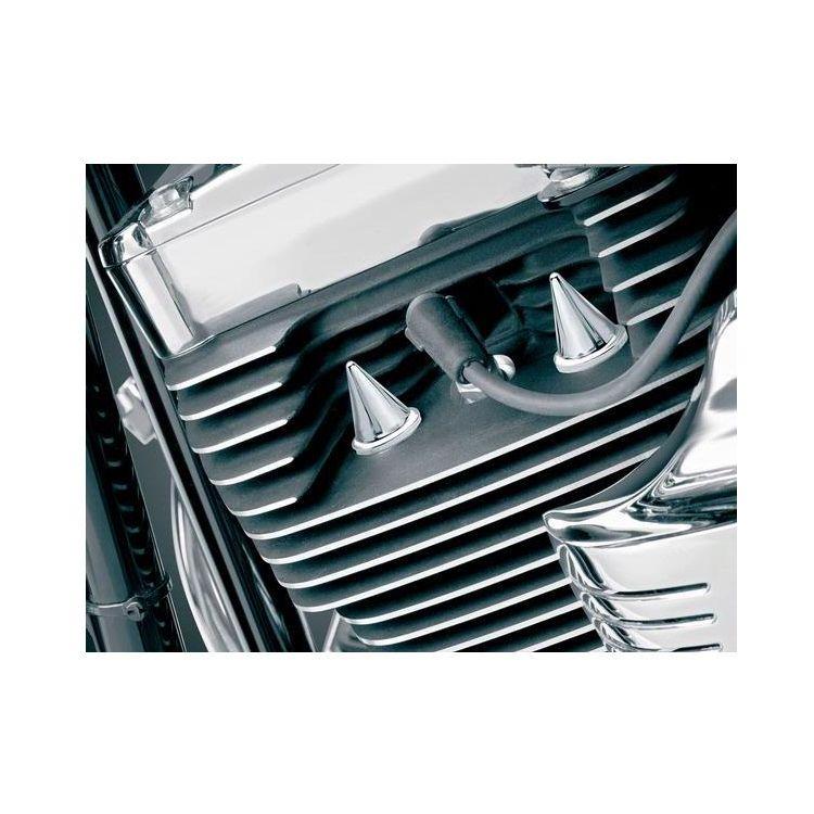 Kuryakyn Stiletto Head Bolt Covers For Harley 1987-2016