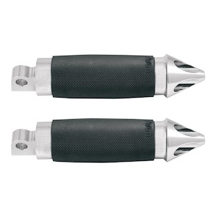 Avon Contour Spike Footpegs For Harley