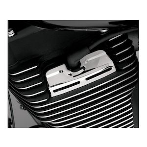 Kuryakyn Scorpion Head Bolt Covers For Harley Twin Cam 1999-2017