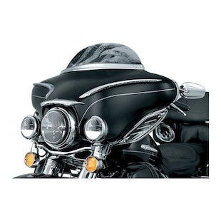 "Kuryakyn Phase 7 LED 4.5"" Passing Lamps For Harley"