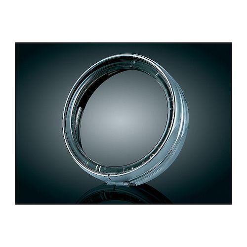 Kuryakyn LED Halo 575 Headlight Trim Ring For Harley  -> Wandleuchte Led Ring