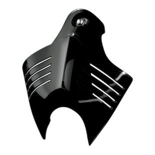 Kuryakyn V-Shield Horn Cover For Harley 1992-2014