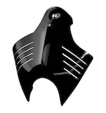Kuryakyn V-Shield Horn Cover For Harley 1992-2016