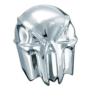 Kuryakyn Skull Horn Cover For Harley 1992-2016