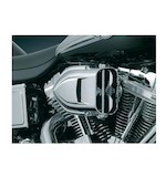 Kuryakyn Pro-R Hypercharger Air Cleaner For Harley Twin Cam 1999-2014