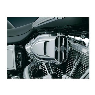 Kuryakyn Pro-R Hypercharger Air Cleaner For Harley Touring / Softail 2008-2016