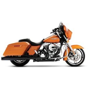 Rinehart Slimline Duals Headers For Harley Touring 2009-2016