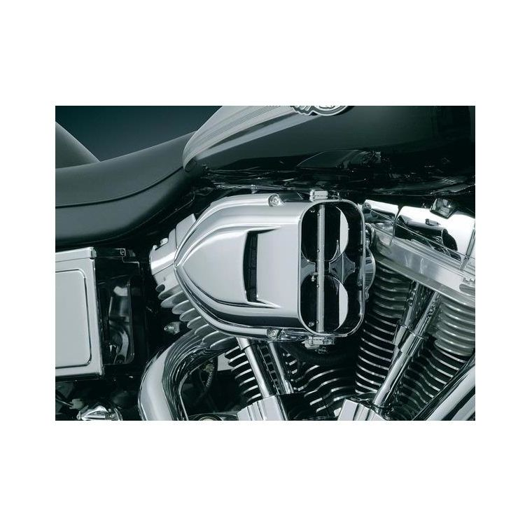 Kuryakyn Pro-R Hypercharger Air Cleaner For Harley Sportster 2007-2018