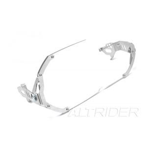 AltRider BMW F700GS Lexan Headlight Guard Kit