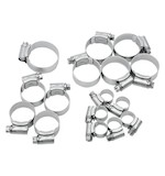 Samco Radiator Hose Clamp Kit BMW F800GS 2009-2014