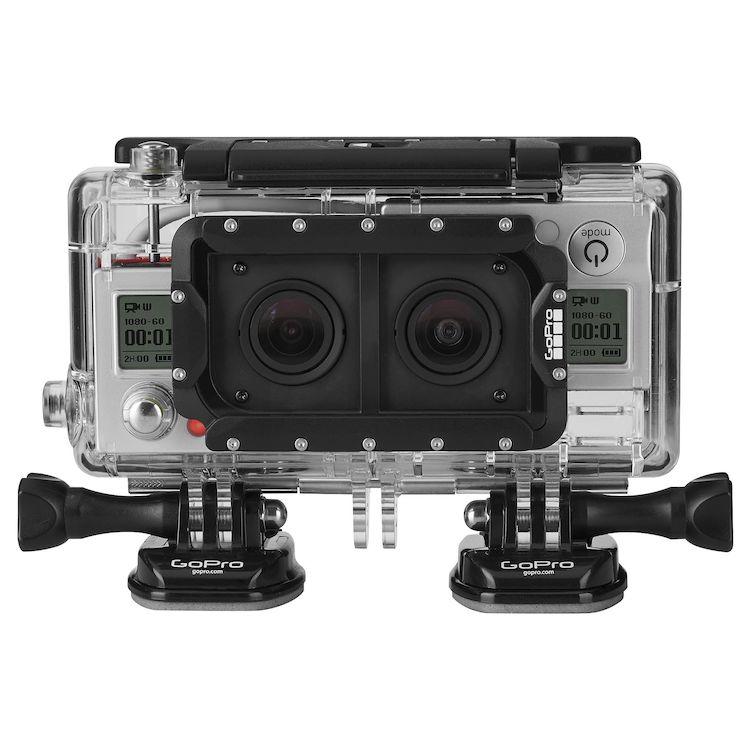 GoPro Hero3+ Dual Hero System