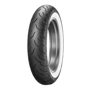 Michelin Whitewall Tires >> Dunlop Harley Davidson D401 D401t Tires