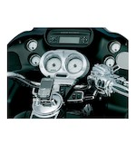 Kuryakyn Dash Nacelle Accent For Harley Road Glide 1998-2013