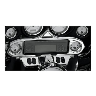 Kuryakyn Stereo Accent For Harley Touring 1996-2013