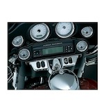 Kuryakyn Switch Panel Cover Accent For Harley Touring And Trike 1996-2013
