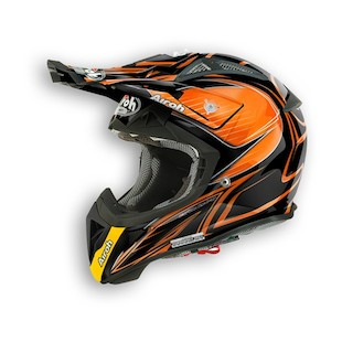 Airoh Aviator 2.1 Linear Bi-Color Helmet (Size SM Only)