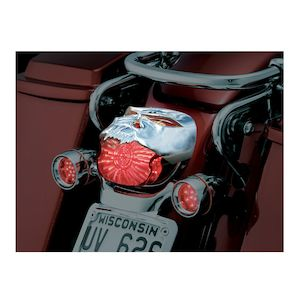 Kuryakyn Taillight Cover For Harley 1984-2016