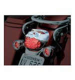 Kuryakyn Taillight Cover For Harley 1984-2015