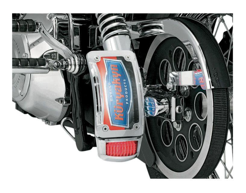 Kuryakyn Curved Side-Mount License Plate Holder For Harley | 10% ($14.00) Off! - RevZilla  sc 1 st  RevZilla & Kuryakyn Curved Side-Mount License Plate Holder For Harley | 10 ...