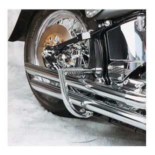 Lindby Linbar Rear Highway Bars For Harley Softail 1996-2014