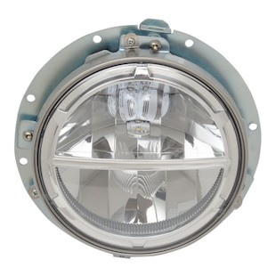 """Drag Specialties 7"""" LED Headlight Assembly For Harley Touring 1985-2015"""