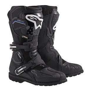 Best Adventure Motorcycle & Dual Sport Boots 2017 - RevZilla