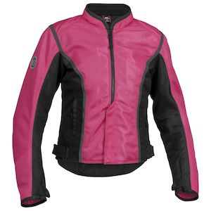 Firstgear Contour Women's Mesh Jacket  (WSM)