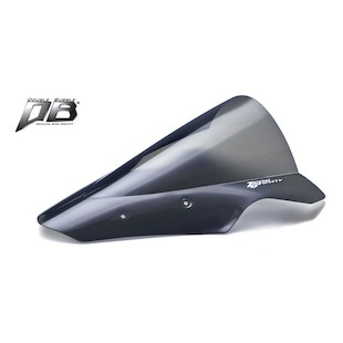 Zero Gravity Double Bubble Windscreen Kawasaki Ninja 650R 2012-2014