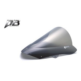 Zero Gravity Double Bubble Windscreen Kawasaki ZX6R/ZX636 2009-2016 / ZX10R 2008-2010