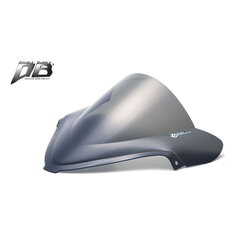 Zero Gravity Double Bubble Windscreen Suzuki Hayabusa 2008-2020