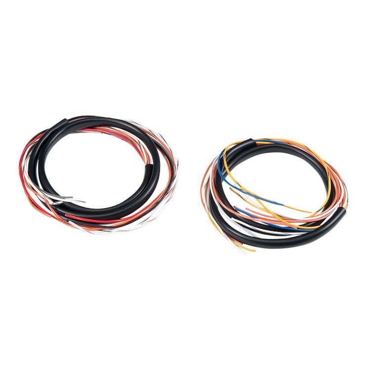 Alloy Art Wiring Harness Extension Kit For Harley