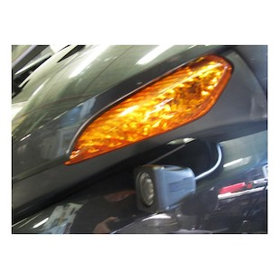 Denali Auxiliary Light Mount BMW R1200RT 2005-2013