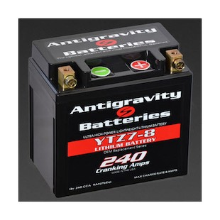 Antigravity YTZ7-S 8-Cell 240CA Lithium Ion Battery