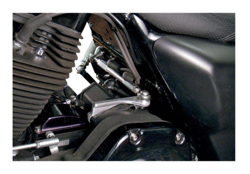 Alloy Art Frame Stabilizer For Harley Touring 2009-2016
