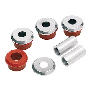 Alloy Art Urethane Riser Bushings For Harley 1986-2014