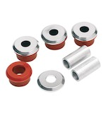 Alloy Art Urethane Riser Bushings For Harley 1986-2016