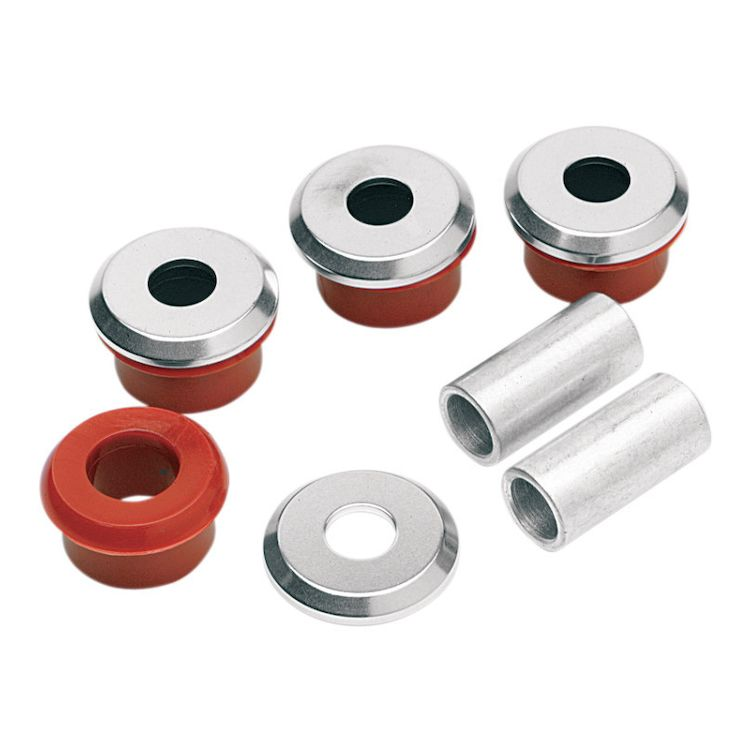 Alloy Art Urethane Riser Bushings For Harley Touring / Softail 1983-2020