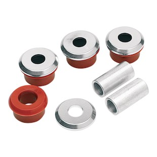 Alloy Art Urethane Riser Bushings For Harley Touring / Softail 1983-2018