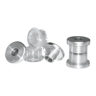 Alloy Art Gooden Tight Urethane Riser Bushings For Harley 1973-2014