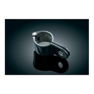 Kuryakyn Black Universal Magnum Quick Clamp