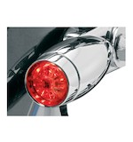 Kuryakyn LED Strut Mount Mini Bullet Marker Lights For Harley 1984-2010
