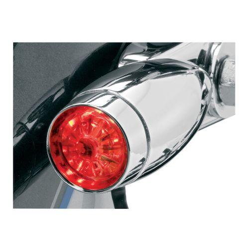 kuryakyn led strut mount mini bullet marker lights for. Black Bedroom Furniture Sets. Home Design Ideas